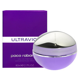 Paco Rabanne Ultraviolet For woman 80 ml